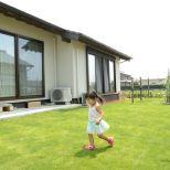 家族の将来設計を考えた 平屋建ての手刻みの家
